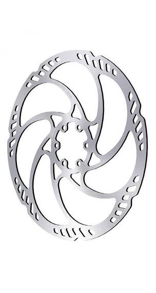 Magura Storm HC remschijf 6-gaats zilver